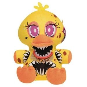 Five Nights At Freddy'S: Twisted Ones Chica Plush